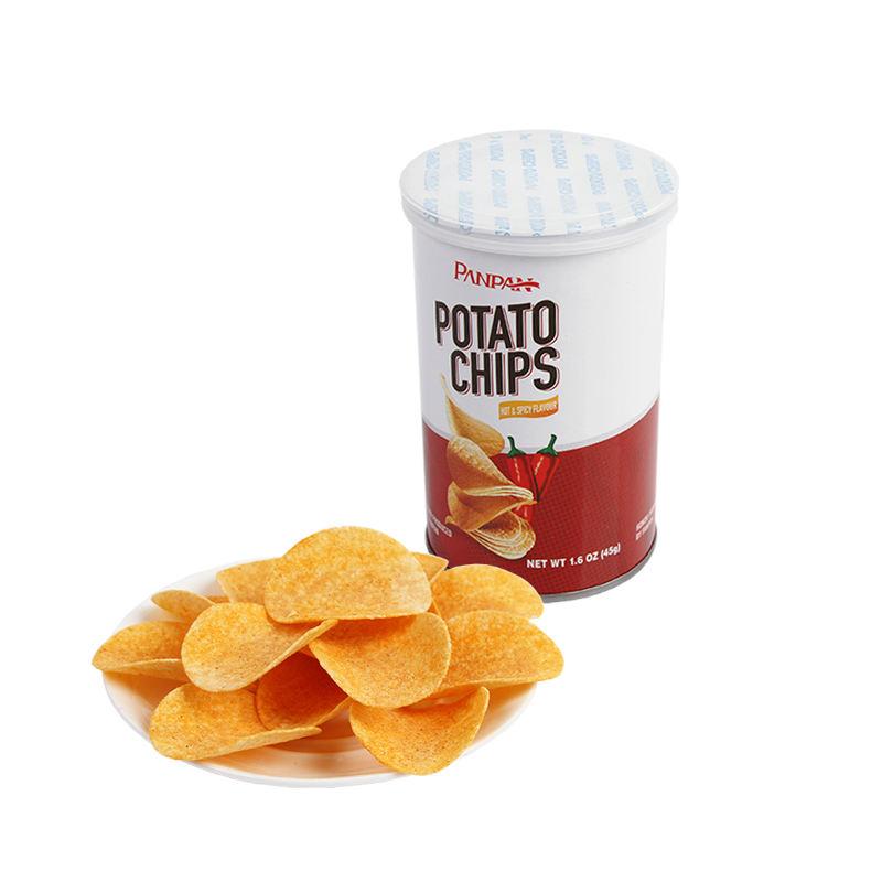 Halal snack foods vacuum fried vegetables chips