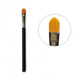 Private Label M195 Vegan Makeup Precision Concealer Brush Kuas Kosmetik