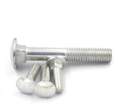 DIN603 Round head bolt with square neck