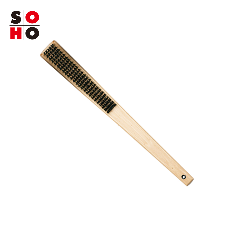 Hotel Amenities Products Wooden Clothes Brush