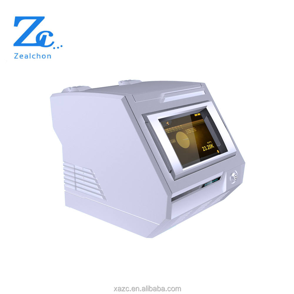 EXF9630 Si-Pin XRF Gold tester for Metal Element Analysis