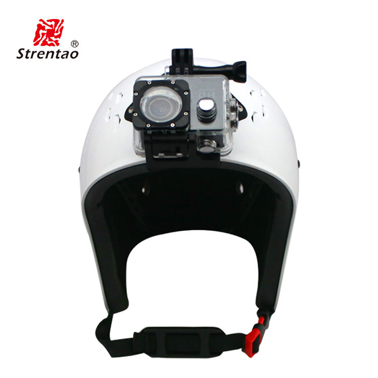 2018 best selling smart helmet racing with 1080p camera