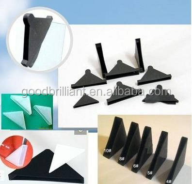 Plastic corner protectors for protecting corner 3 4 6 8 10 12mm