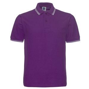 100% Cotton Customizaed Logo Polo Shirt in men's t-shirt
