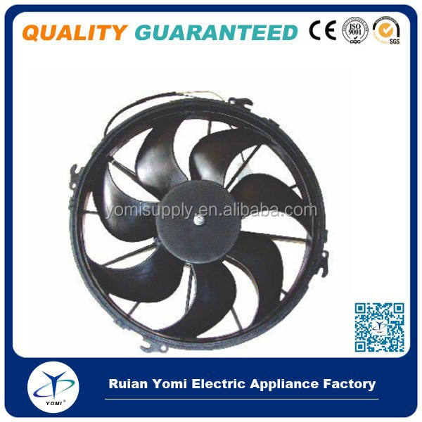 DC12V/24V Condenser Fan Air condition cooling fan for Bus Condenser Fan Van Coach Vehicle Truck Machine shop car Iran Models
