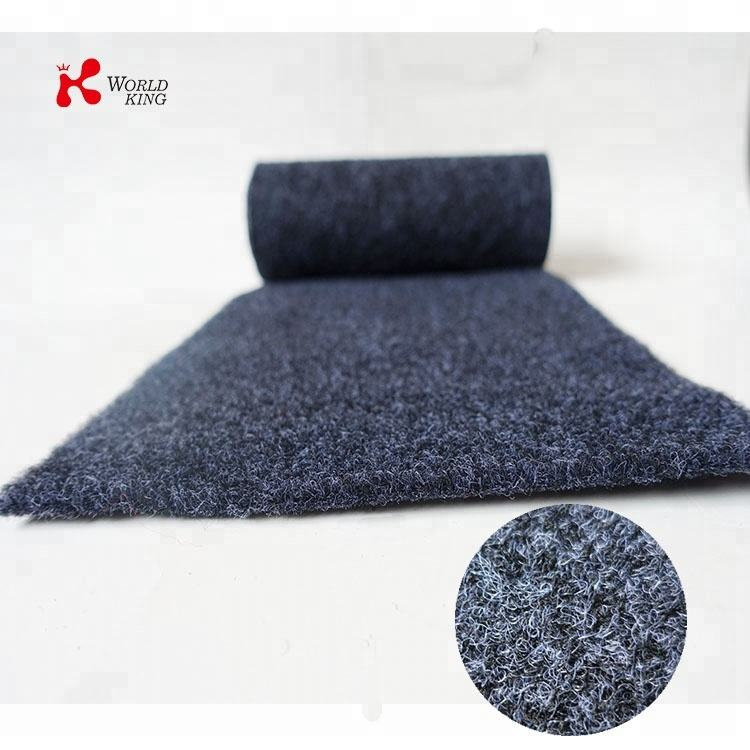 100% polyester velour exhibition carpet