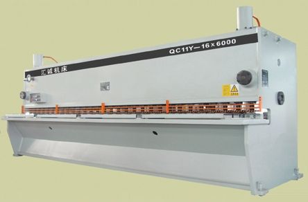 ISO, QCY shearing machine