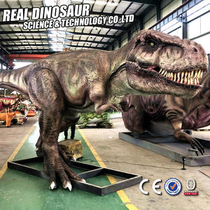 2020 New Amusement Park Realistic Animatronic Dinosaur Model