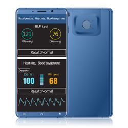 OEM/ODM Android smart phone with GPS tracker heart beat blood oxygen rate docking health care elderly