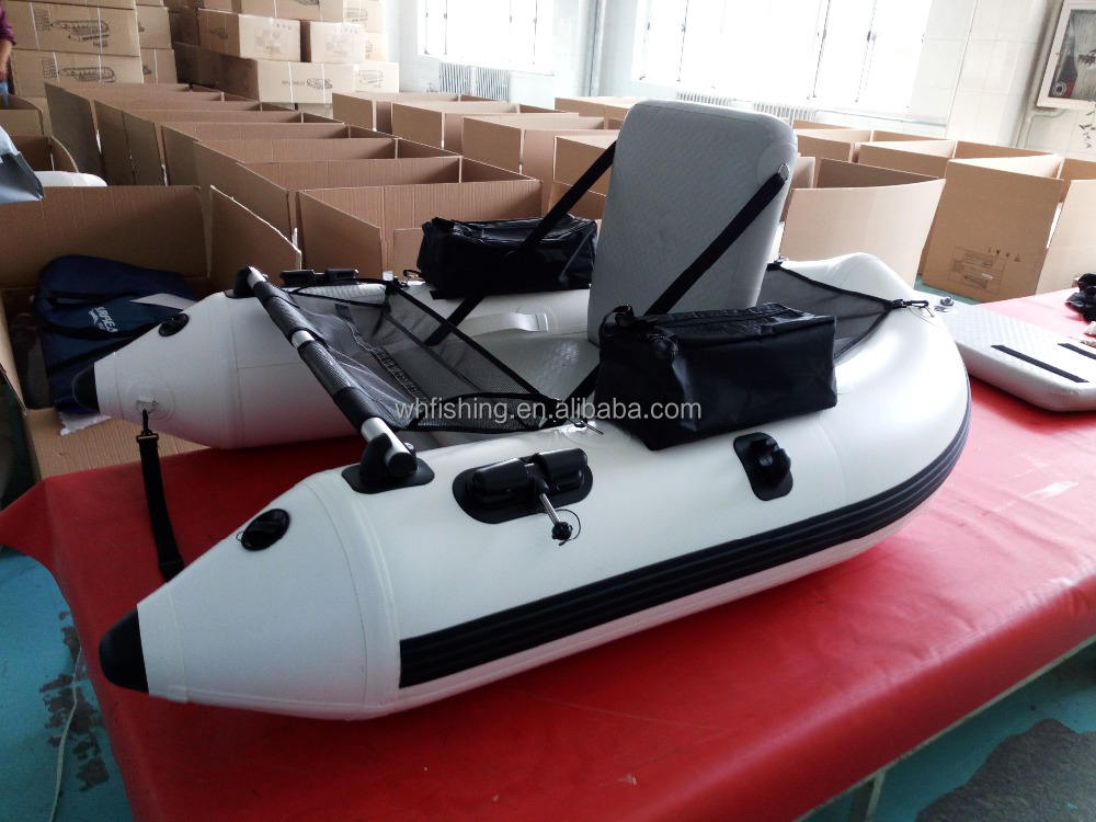 new design hot saler belly boat fishing boat for sale