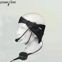 military equipment special forces single speaker headset