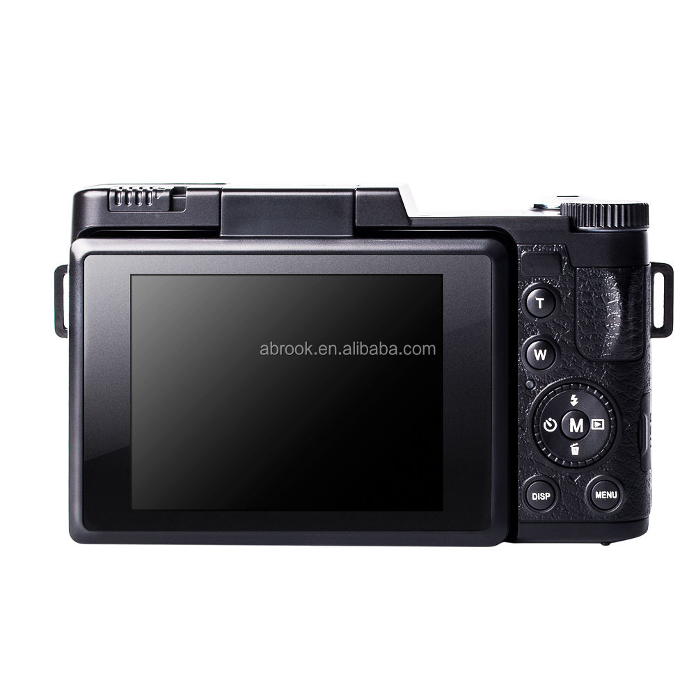 24 Megapixel 3 inch FHD 1080P chinese professional digital dslr camera