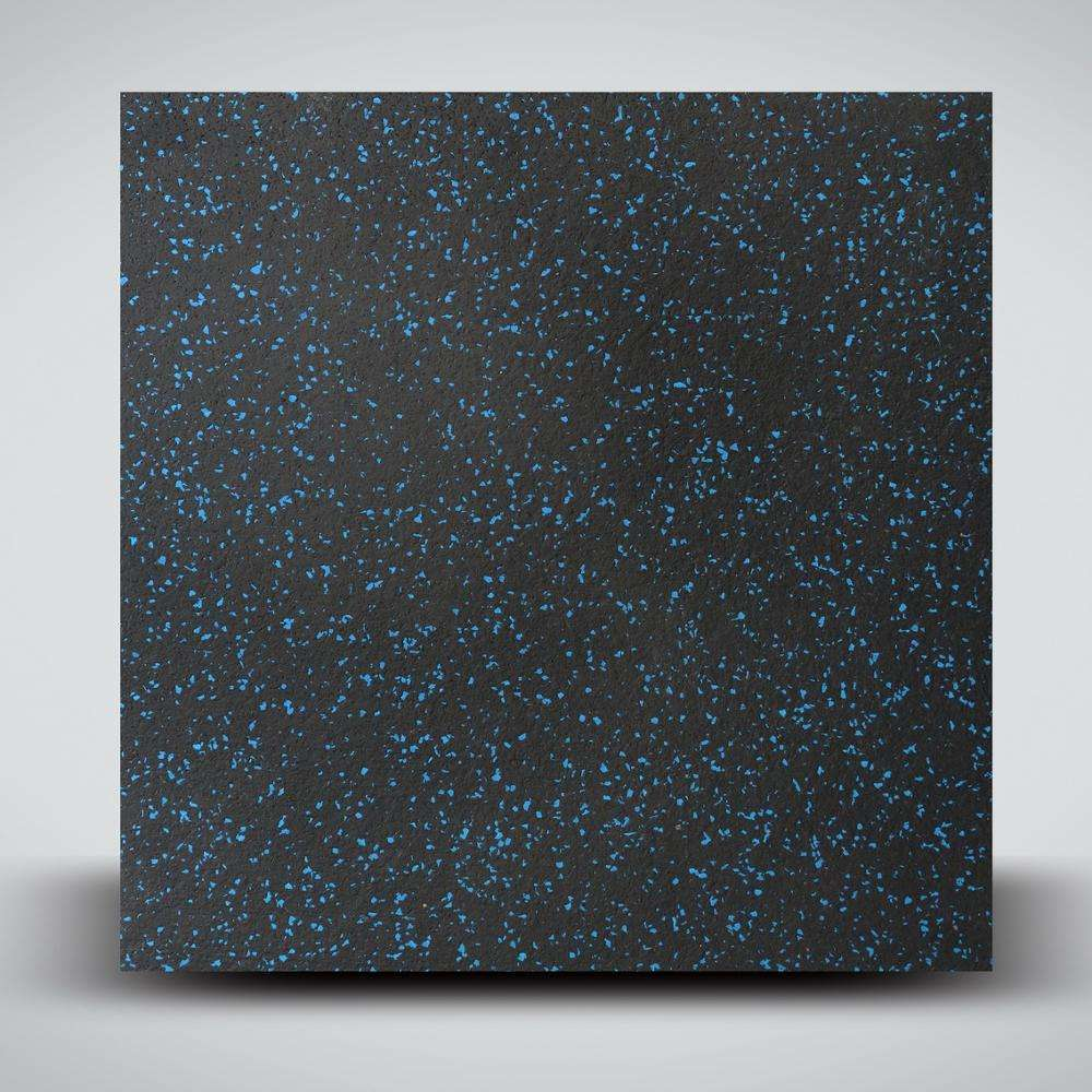 color speckle rubber mat healthy and good protection for sport facilities