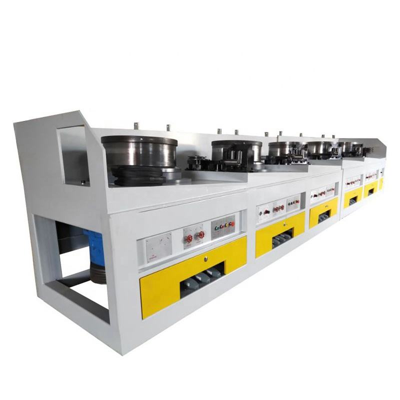 MS wire drawing machine price professional factory