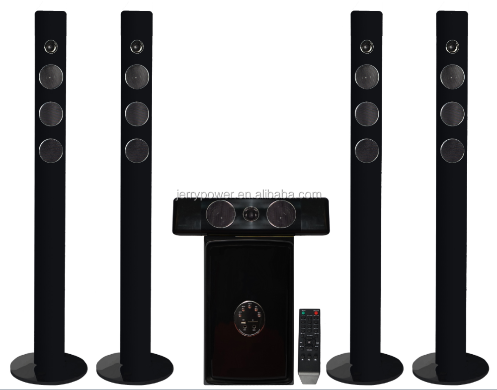 2020 high end HOT 5.1 wireless speakers 3D surround home theater