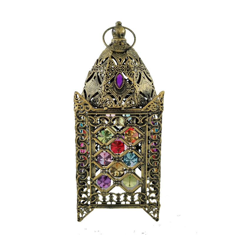 Arabic Moroccan Decorative Antique Candle Wedding Lanterns