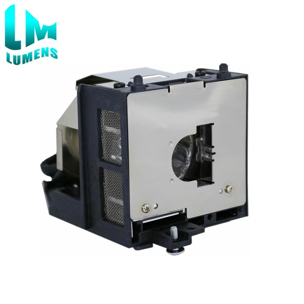 Projector Lamp Assembly with Genuine Original Phoenix Bulb Inside. DT-510 Sharp Projector Lamp Replacement