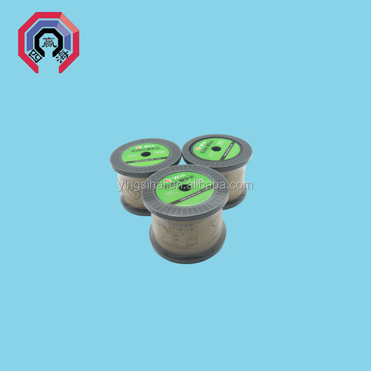 WS030 Wire Cutting Hitachi EDM Wire Brass Electrode Hard Brass Wire