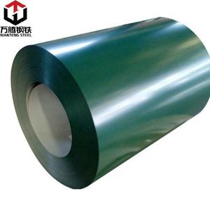 PPGI G350/SGCC/TDC51D+Z Galvanized Color Coated Steel Coil