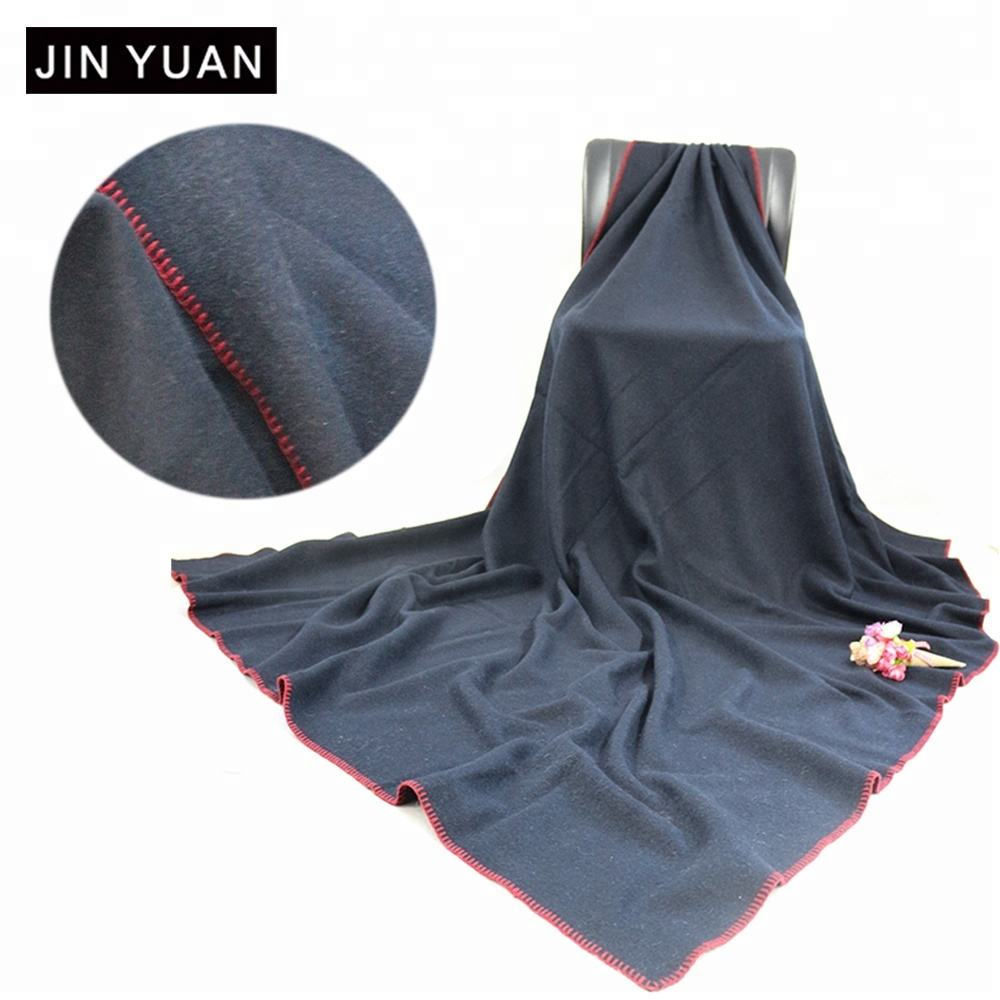 high quality 100% wool military blanket