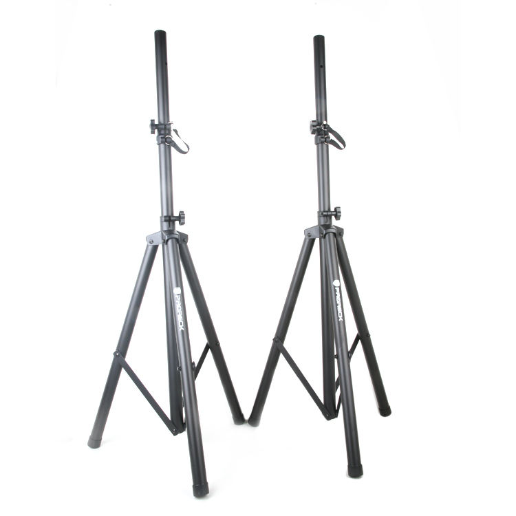 <span class=keywords><strong>Universele</strong></span> woofer metalen verstelbare heavy duty statief speaker stand