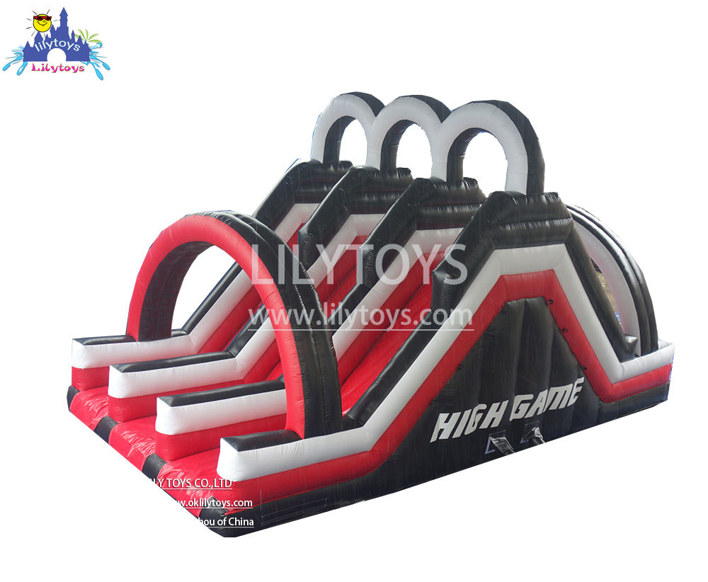 biggest inflatable obstacle 5k course/ inflatable sport games/ obstacle course for adult and kids