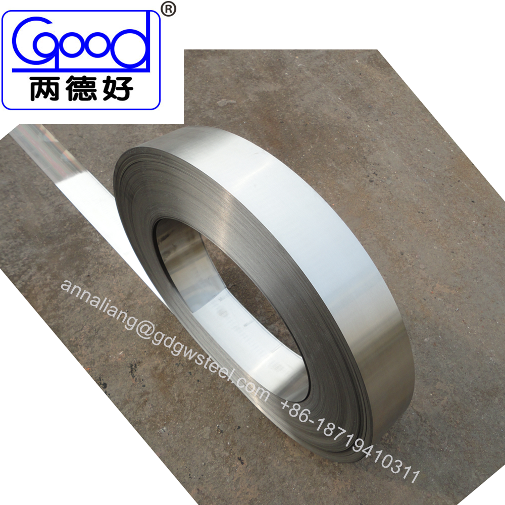 65Mn Bright surface 냉 압 연 강 의 Strips Carbon Steel