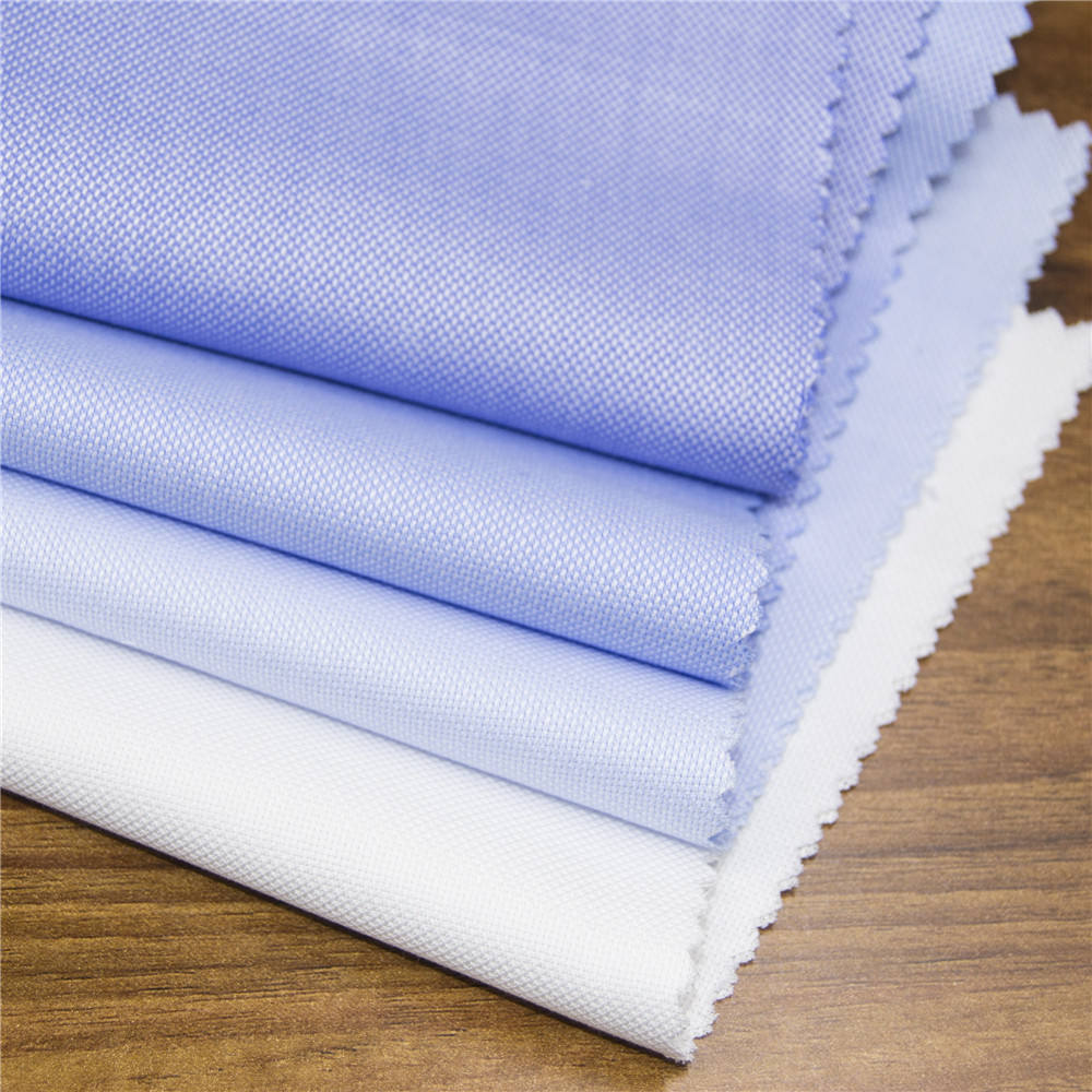 cotton shirting fabric oxford