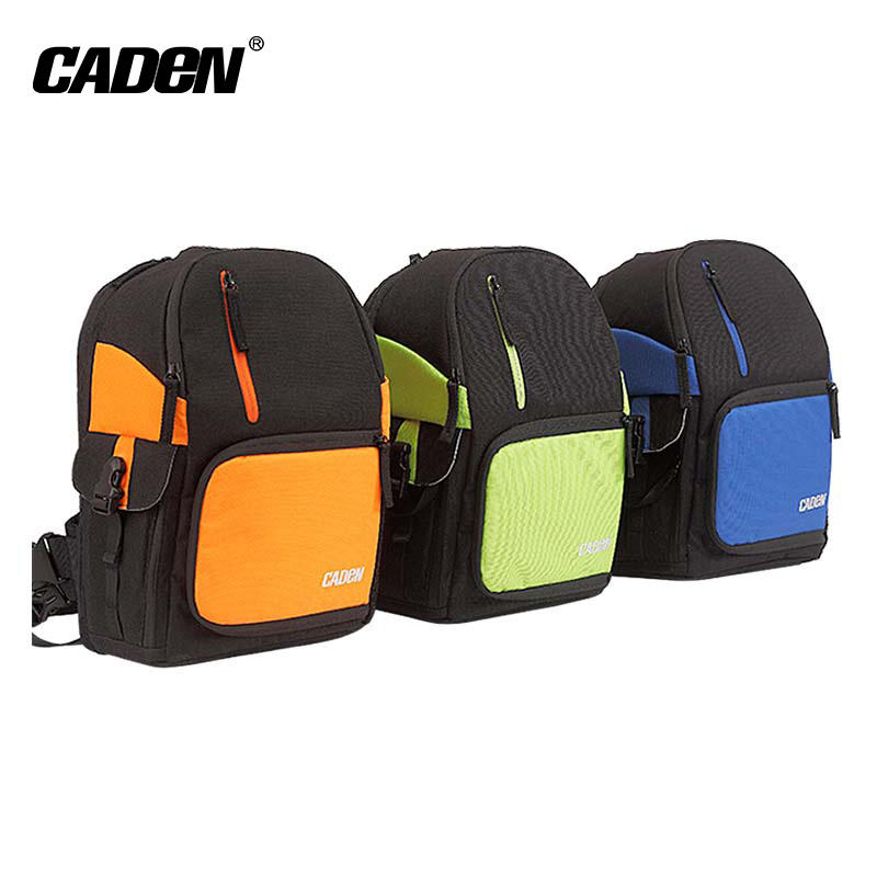 Mewah terbaik Waterproof Dslr Camera Backpack
