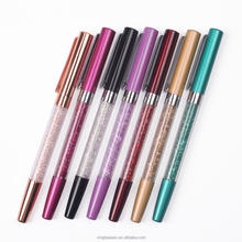 Xinghao beautiful custom logo metal crystal gel ink pen
