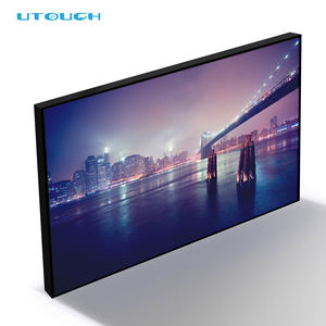 Kualitas Tinggi 3.5 Mm 65 Inci Video Dinding Iklan Display Indoor LED Display Layar