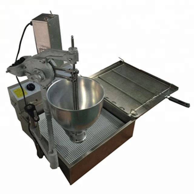 Automatic Stainless Mini Donut Ball Machine Maker