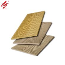 Wood Grain Fiber Cement Board for Exterior Siding