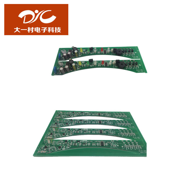 High End Universal Hot Produk Kustom Elektronik PCB Papan Sirkuit Perakitan Pcba
