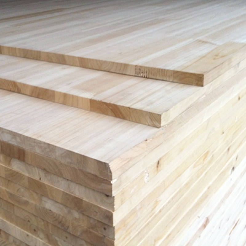 High quality 20mm chile radiate pine finger joint board from China