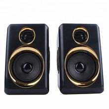 Home Theater Desktop TF Card 6W Power Speakers with USB port Cheap Price for Computer