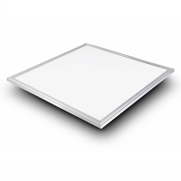 Modern High Lumen 36w 48w 600x600 595x595 Ultra Slim Flat Square Ceiling Led Panel Light Lamp for Office