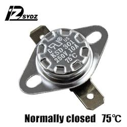 Automatic reset thermostatic home appliances thermal protect