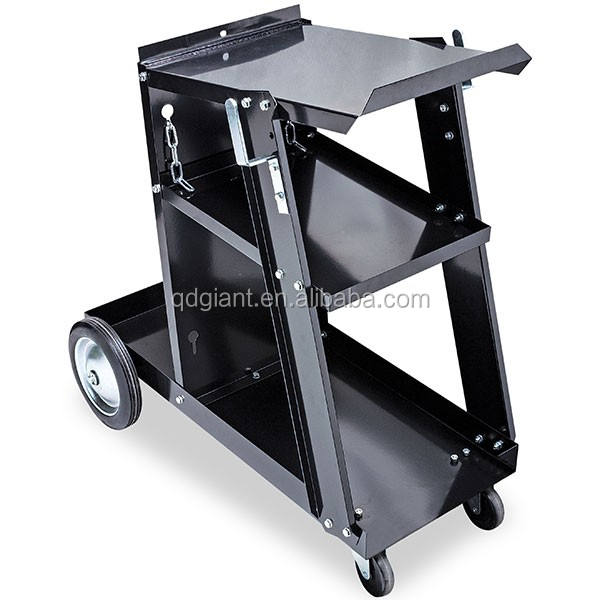 Welding table cart for R-Tech TIG Welders and Plasma Cutters
