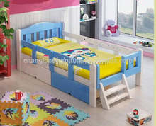 Hot selling child bed kids solid wood bed cheap children bed