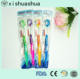 High quality charcoal brush teeth whitening toothbrush