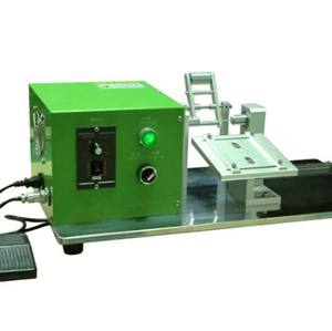 Manual Winding Machine for Battery Electrode