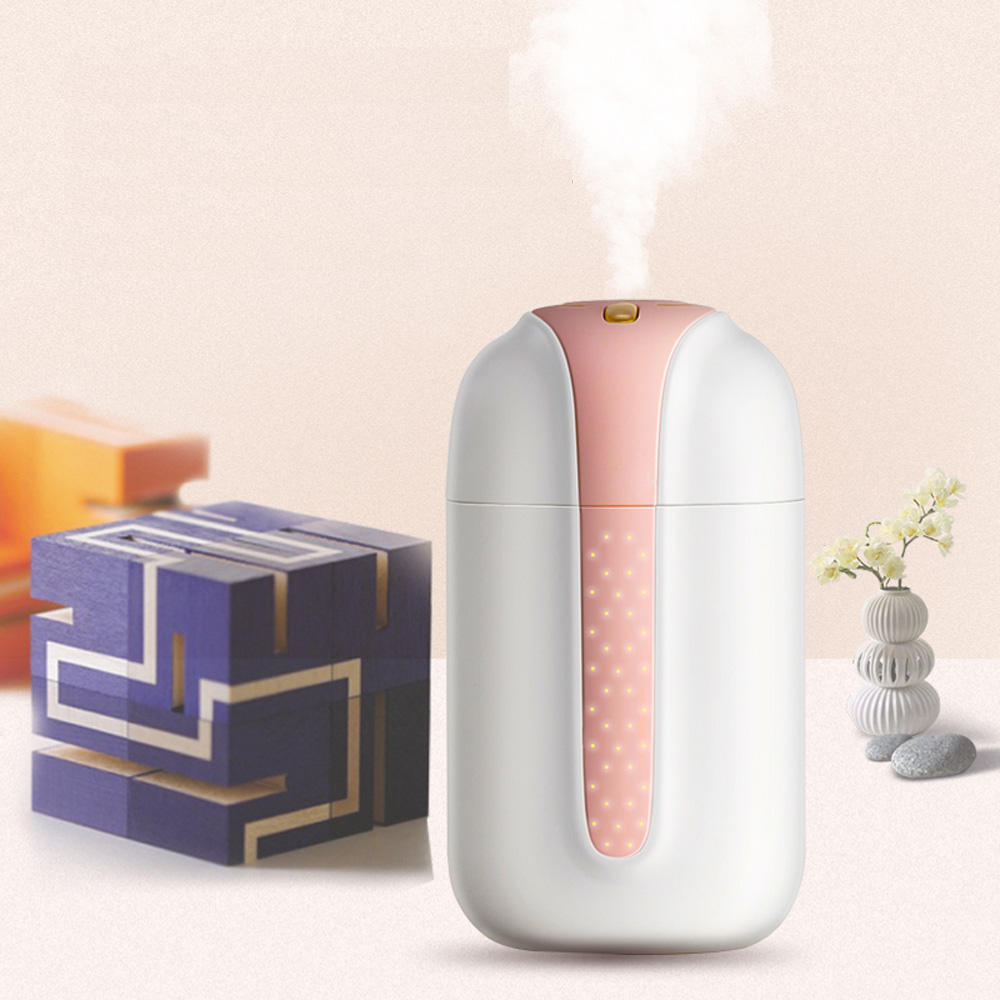 330 ml En Gros Portable Ultrasonique Personnel Coréen Voiture Humidificateur D'air