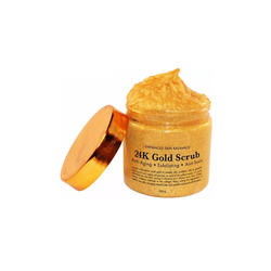 Double Strength Body Scrub 24K Gold Scrub