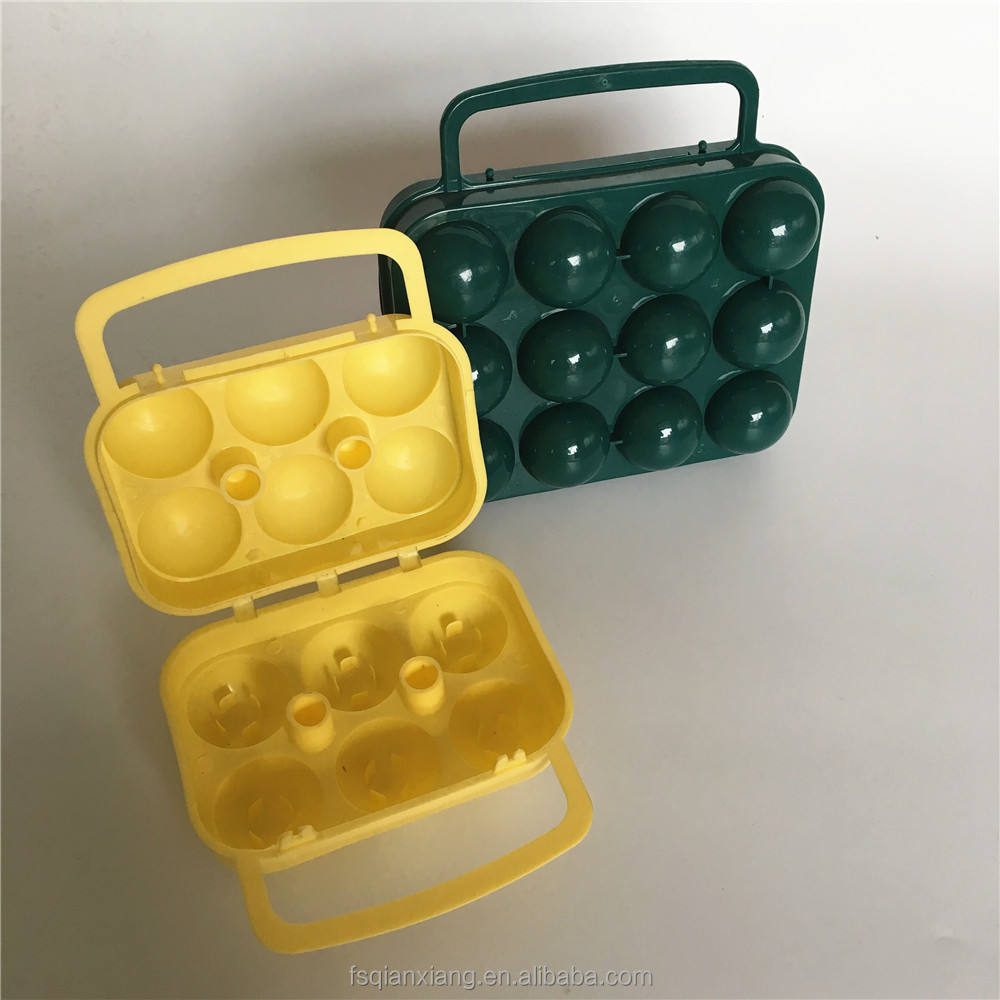 Low price plastic egg packs high quality egg packing tray with lid