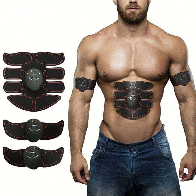 Elektrode pads mit massage slipper digitale impuls körper massager/Elektrische nerven muscle stimulator
