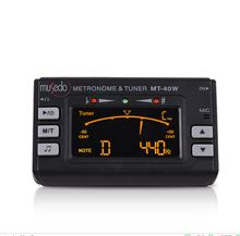 High quality  electric digital metronome  tuner bass guitar violin ukelele  universal  metronome tuner