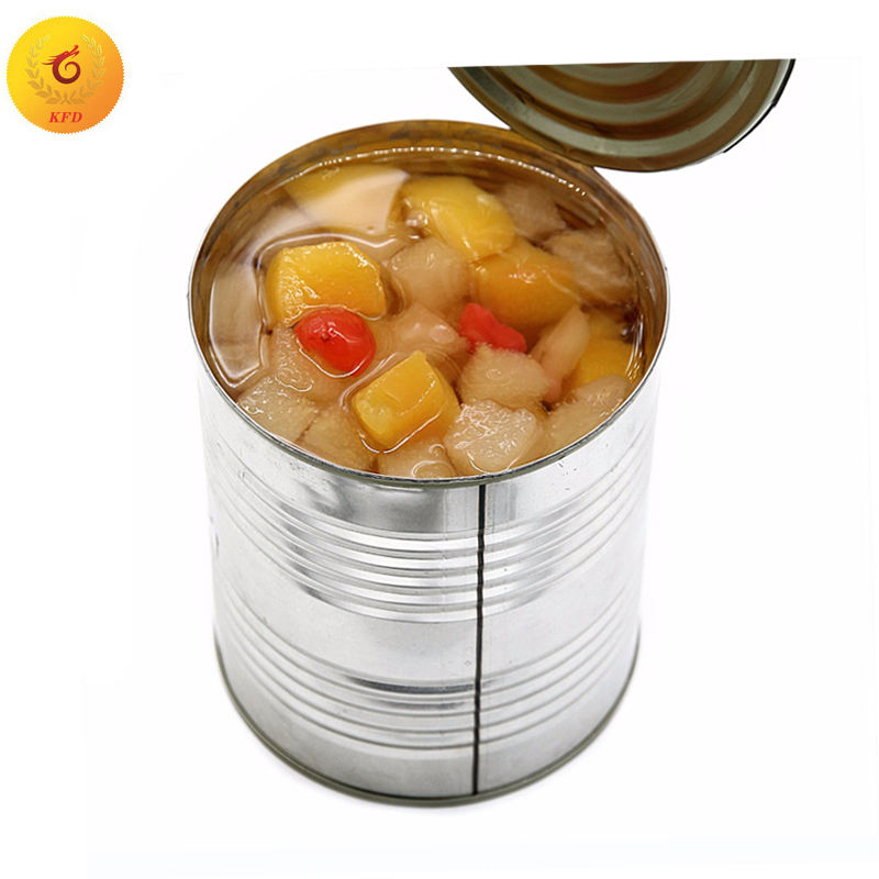 Good selling canned fruit in syrup supplier in China