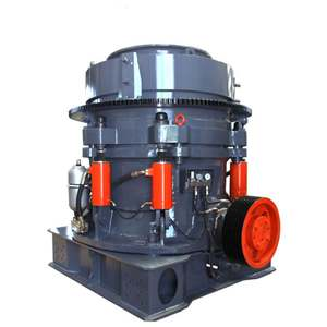 AC Motor Motor Type and New Condition cone crusher operation