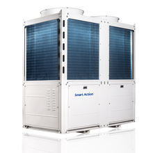 65kW GHP natural gas swimming pool heat pump air conditioner